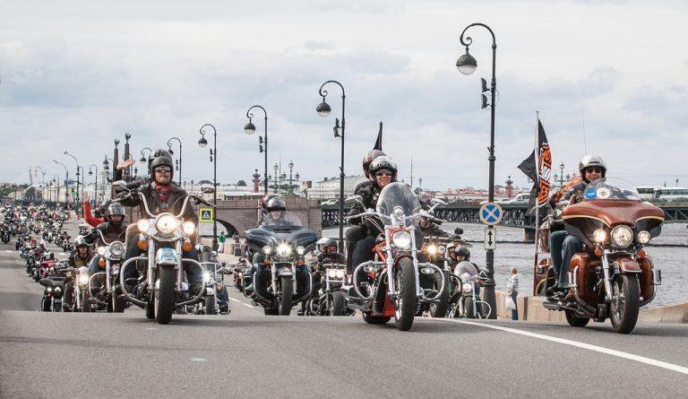 Мотофестиваль St.Petersburg Harley® Days 2019