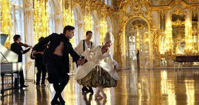 Оперный фестиваль в Музеях Московского Кремля