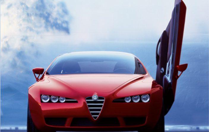 «Alfa Romeo: в погоне за красотой» в музее Эрарта