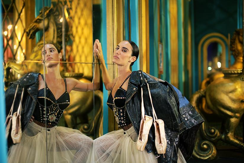 Готье привезет в фэшн-шоу в Петербург