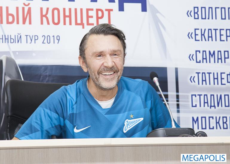 Шнуров рассказал о планах после «Ленинграда»