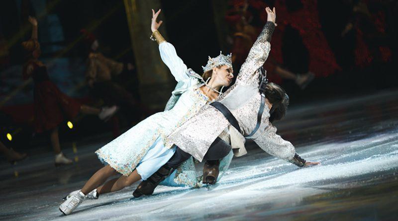 Премьера ледового мюзикла «Руслан и Людмила» в Петербурге