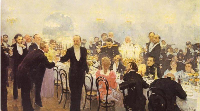 Выставка И.Е. Репина в Русском музее