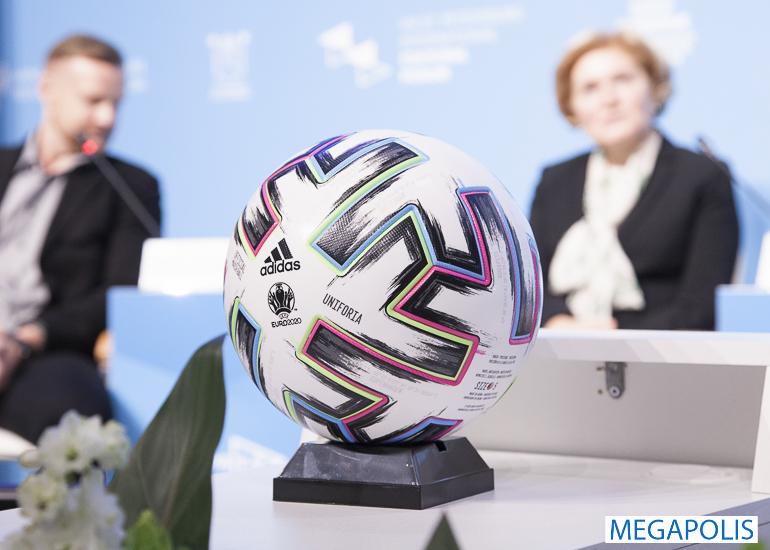 Культурную программу ЕВРО-2020 представили в Петербурге