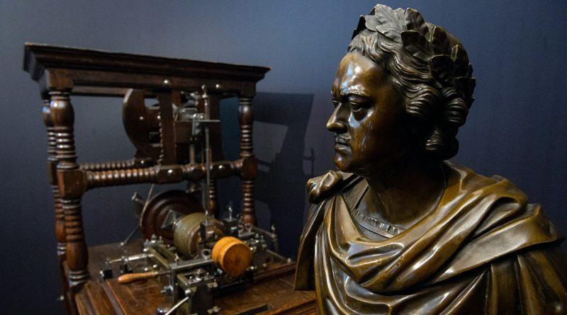 Петр Первый: коллекционер, исследователь, художник