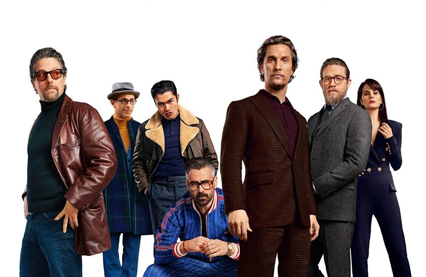 «Джентльмены»: новая криминальная комедия от Гая Ричи