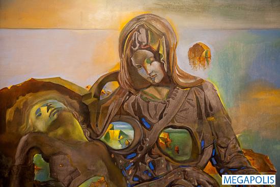 В столичном «Манеже» открылась масштабная выставка Сальвадора Дали
