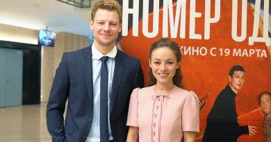 Премьера комедии «Номер один» в Петербурге