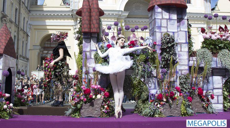 Фестиваль цветов 2020 в Петербурге посвятят врачам