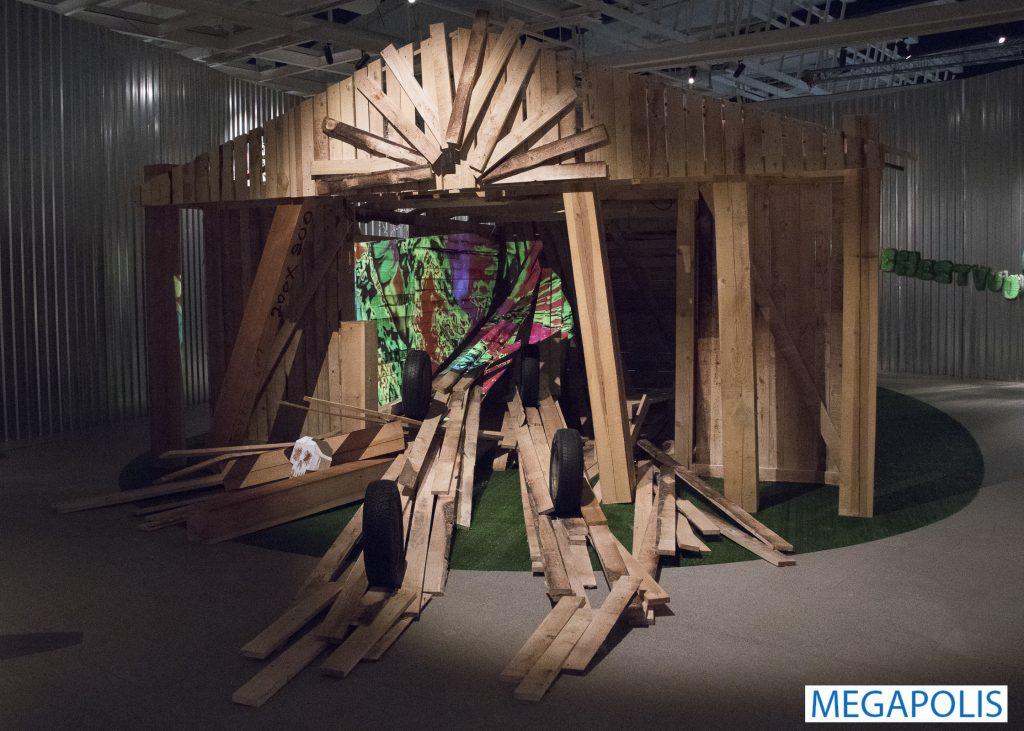 «Немосква не за горами»: современное искусство в Манеже