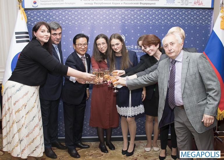 Россия и Корея: награждение победителей конкурса научных работ