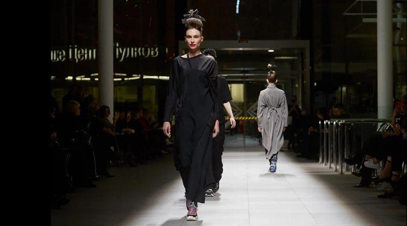 Показ модного дома KISSILENKO прошел в Петербурге