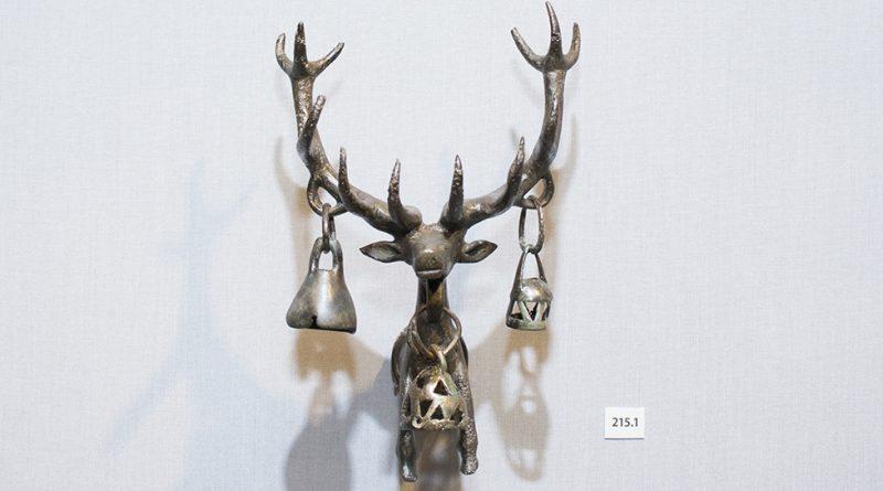 Выставка «Железный век. Европа без границ» в Эрмитаже