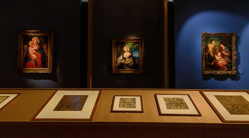 Линия Рафаэля. 1520-2020