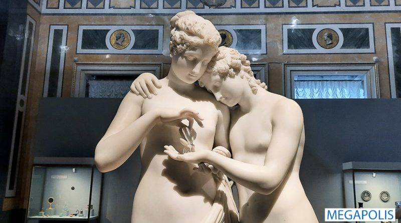 Образ Психеи от античности до современности