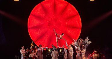 Cirque du Soleil возвращается на сцену