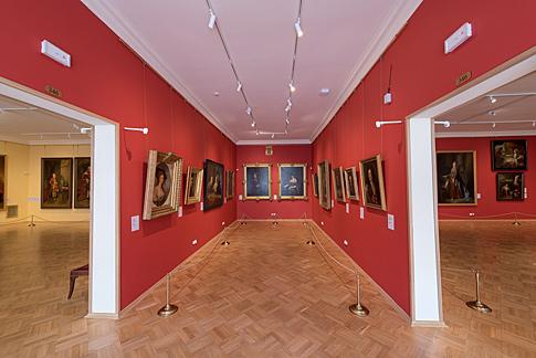 Эрмитаж открыл новую галерею живописи
