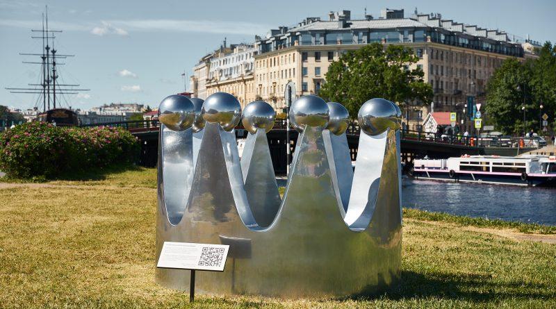У Петропавловской крепости появилось «серебряное ожерелье»