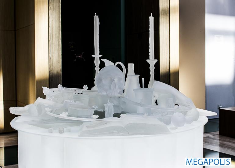 В Эрмитаже показывают Венецианское стекло