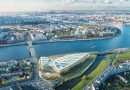 Хрустальный корабль - новое пространство в Петербурге